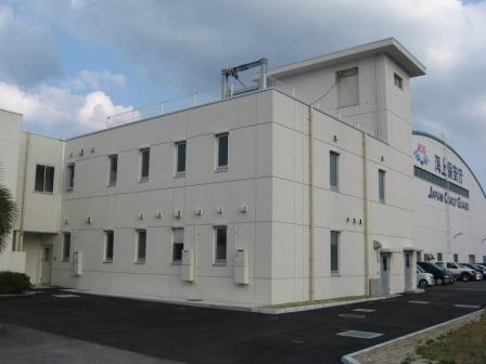 福岡航空基地新庁舎