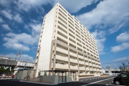 公営住宅(六高住宅)新築工事