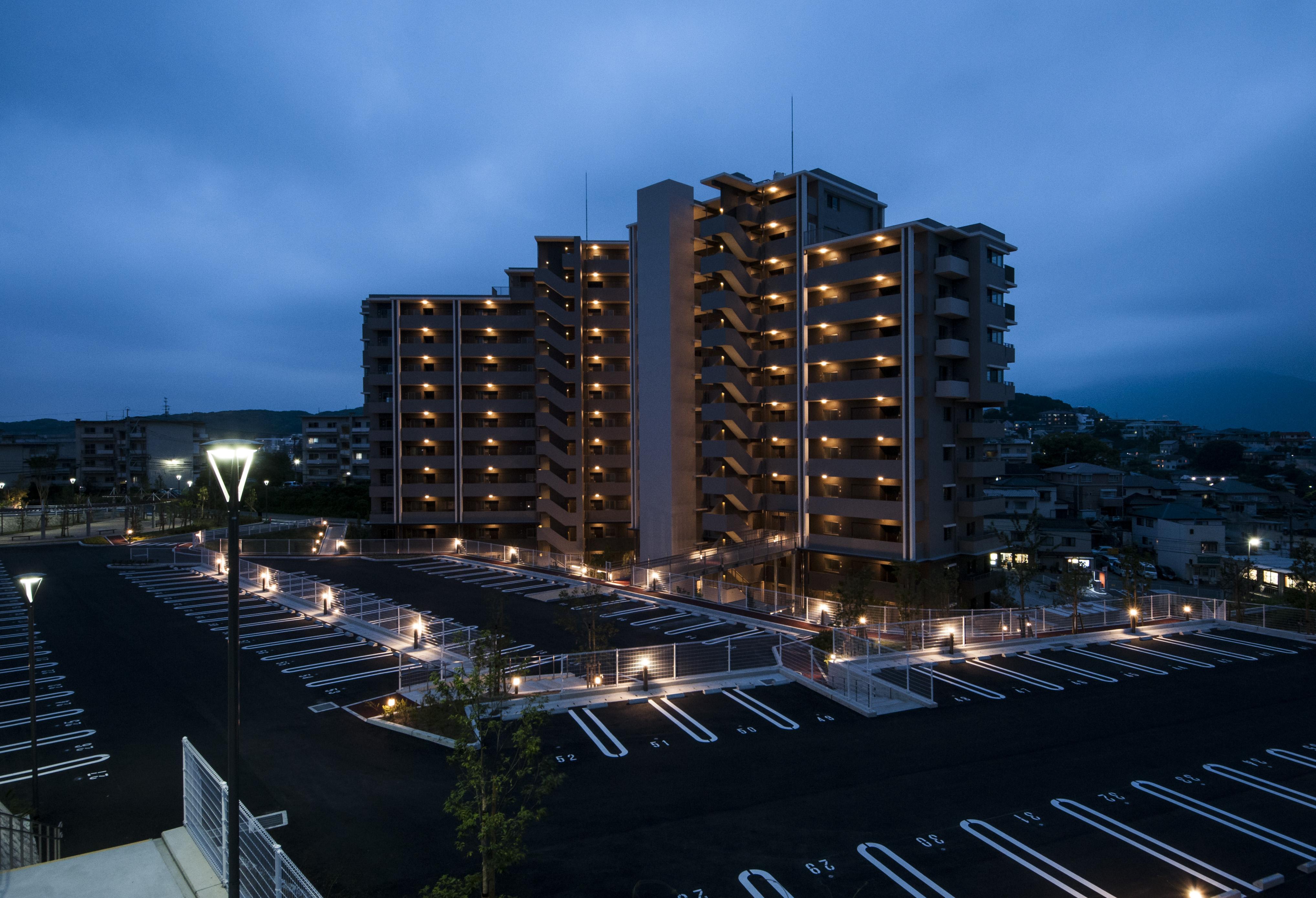 平成28年度 福岡県住宅供給公社 クラシオン小笹山手3番館建設工事