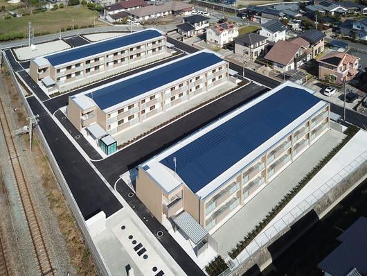 起工3号 みやま市営住宅下楠田団地建築主体工事