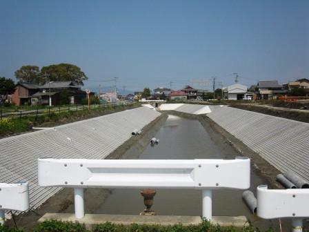 平成25年度 起工第3号クリーク防災機能保全対策事業 水路工事(西部3・14号)