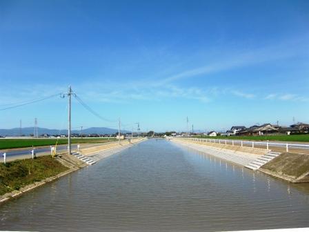 平成26年度 起工第2号クリーク防災機能保全対策事業  水路工事(11号4工区・3号クリーク)