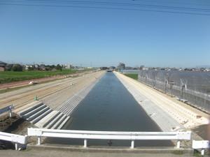 クリーク防災機能保全対策事業 筑後西部後期地区 平成31年度 起工第1号 水路工事(6-1・6-2号水路)