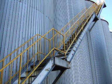 糸島米麦等大規模乾燥施設 施行前