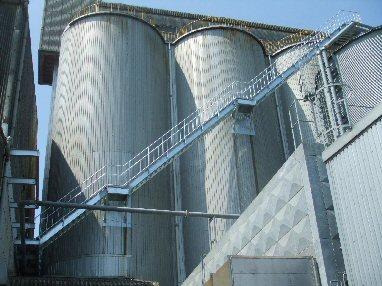 糸島米麦等大規模乾燥施設 施行後