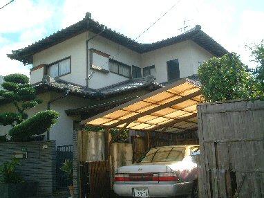 太宰府市のお宅 施行前