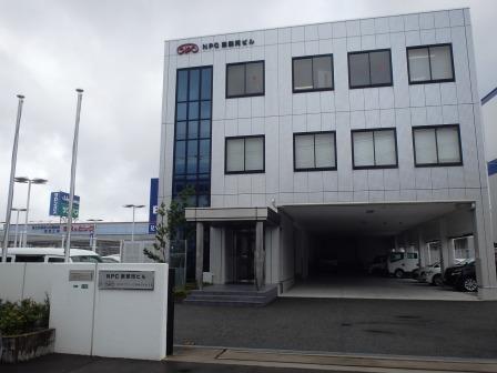 博多区の某オフィスビル 施行前