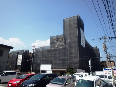 飯倉サンハイツ大規模改修工事 施行前