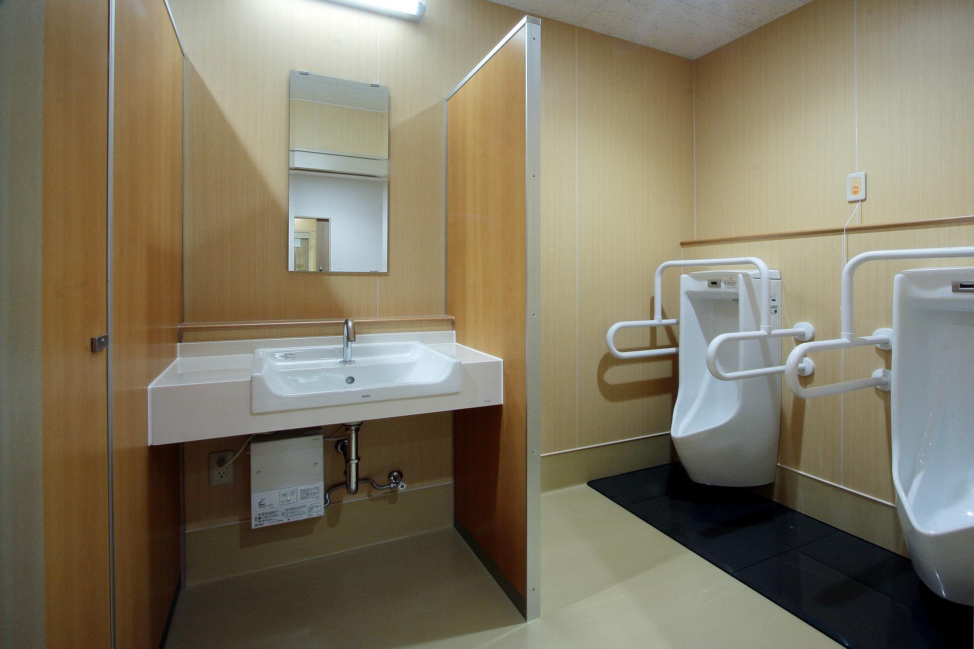 03新船小屋病院住宅型有料老人ホーム_お手洗い