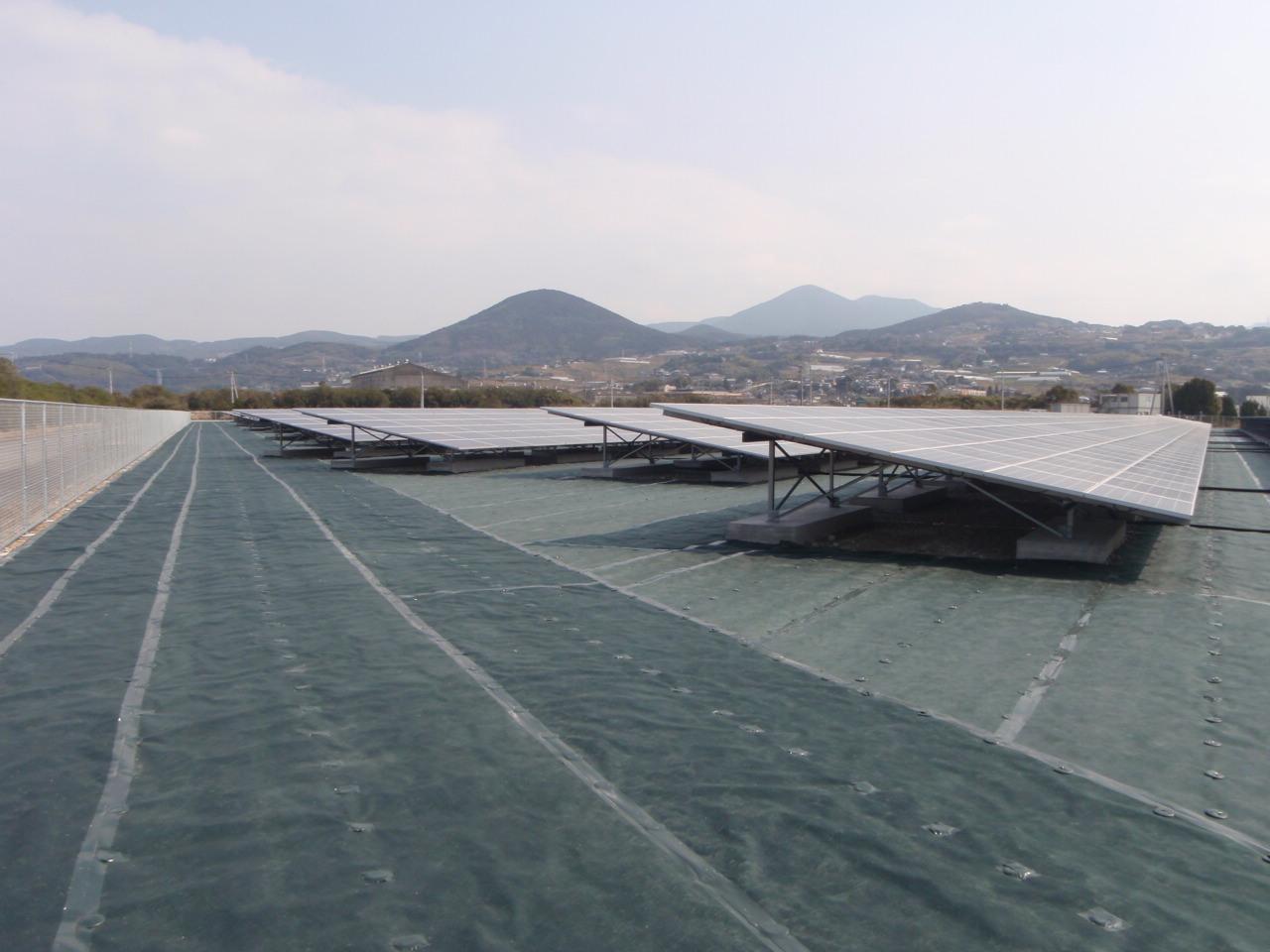 01大村メガソーラー発電所増設工事の内、敷地整地及び太陽電池基礎他工事