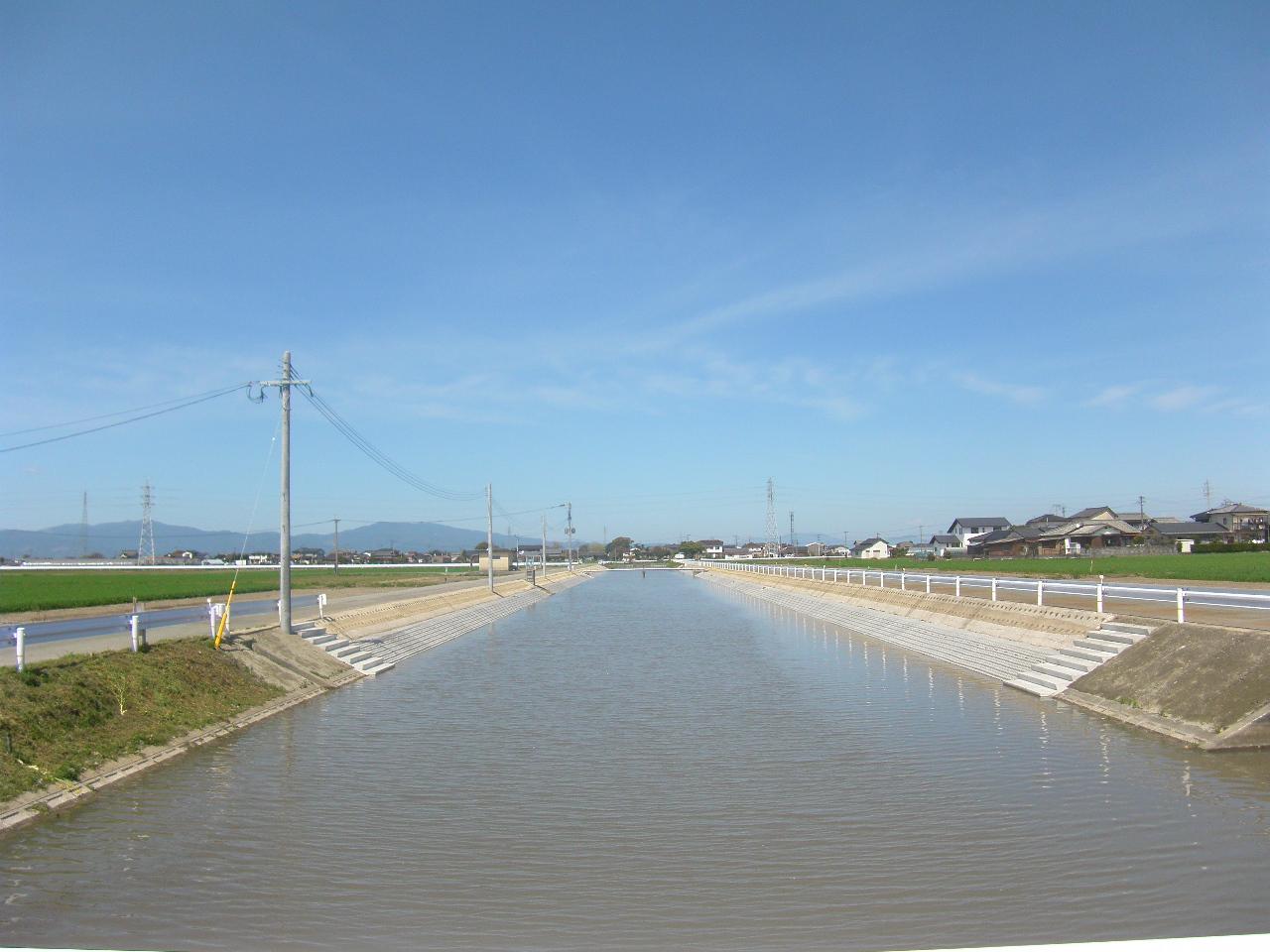 01平成26年度 起工第2号クリーク防災機能保全対策事業 水路工事(11号4工区・3号クリーク)