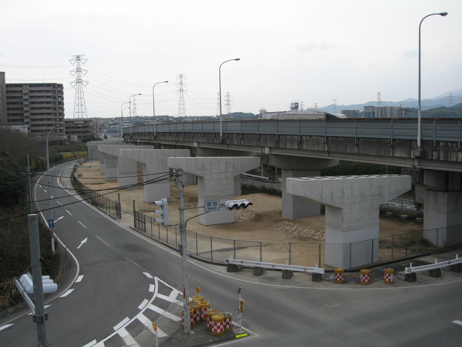 01福岡3号筑紫野高架橋下部工(A1_P7)