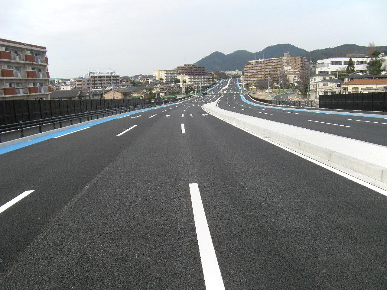 01福岡3号水谷地区改築工事